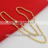 2014 Latest New Gold Chain Designs For Men Metal Chain Necklaces MLCC008