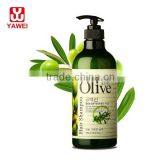 Haie Care Products Private Label Shampoo with Natural Oil Olive Natural Hairstyles 750ml
