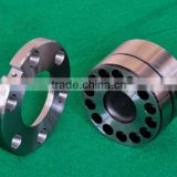 OEM high precision steel/stainless steel CNC cutting /turning/milling/machining steel trunnion using for lumbering machine