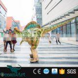 OAV3155 Adult Walking Dinosaur Costume for Jurassic Park