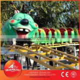 amusement traders for kids rides!Lovely Brucomela style backyard roller coaster for sale