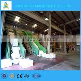 Paper Waste Old Corrugated Cartons Recycling Machine Conveyor