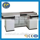 Electric cash checkout table supermarket counter desk