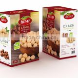 NATUREL HAZELNUTS ROASTED & BLANCHED 13-15mm 14-16mm