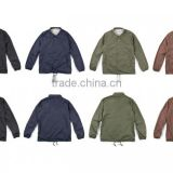 Plain Coach Jackets, Men's winter jacket custom coach jacket NPS-786-42