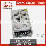 Small size of power supply lcd tv 24v (SMB-120-24)