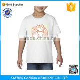 China Bulk Cotton Tshirt Printed Kids Baby Tshirts Wholesaler Kids T Shirt Printing High Quality Children T Shirt