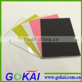 Advertising pmma milky white glossy acrylic sheet for sale