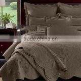 Embroidered Quilts Bedding Set