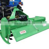 heavy duty tractor 3-point hitch rotary tiller cultivator