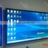 84 inch touch all in one with hdmi vga interface interactive whiteboard with infrared touch mini pc wireless