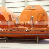 F.R.P Marine open type Fast Rescue Boat/Lifeboat with certificate