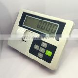 9901DP printing indicator with LCD backlight display