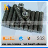 Inquiry About alloy steel stud bolt m24