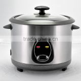 Stainless steel commercial industrial electric pressure cooker