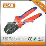 High Quality LY-03C Rachet hand crimping tool for pre-insulated terminals 0.5-6mm2 ,surge connector,electrical crimper