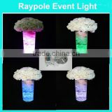Promotional gifts wedding party supplies holiday decoration battery operated Remote Control SMD led vase light
