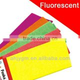 Gift/Promotion/Decoration Fluorescent Crepe Paper/gift wrap tissue paper/gift wrap tissue paper.