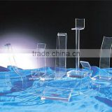 wholesale clear acrylic plastic shoe display inserts