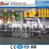 JR-BGF72-72-18 trade assurance automatic beer bottling production line/glass bottle beer filling equipment