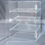 2015 hot sales Acrylic display case for bakery