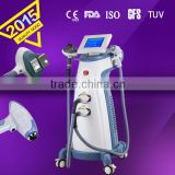 ICE SHR shr hair removal high quality long life lamp skin and hair scanner