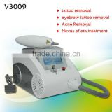 532nm Hisui Gem Q Switch/KTP/YAG Laser 1064nm/532nmTattoo Removal &Skin Rejuvenation Machine Naevus Of Ito Removal