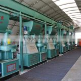 High quality + full automatic corn straw fuel briquette machine ,biomass briquette machine