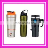 stainless steel bottle & stainless steel water bottle & stainless steel protein shaker