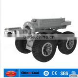 Full automatic s300 pipe robot cleaner with crawler