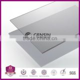Gensin 1mm Cheap Prices Polycarbonate Sheets 1220mm*2440mm High Compact Resistance Lexan Sheet Greenhouse Greenhouse Glass Panel