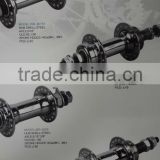 bike alloy hubs/bicycle alloy hubs