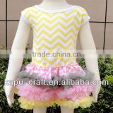 Latest Design Summer Cotton kid ball gown dresses