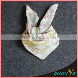 Fashion Chiffon Silk Stewardess Airline Scarf