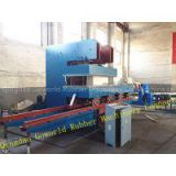 Hot sale Rubber hollow mat vulcanizing press