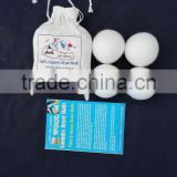 Eco-friendly felt dryer ball/pure handmade felt dryer balls