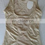 2013 lady underwear slimming vest body shaper with hot fix rhinestone