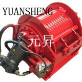 anchor winch hydraulic