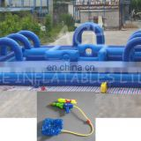 water tag inflatable maze