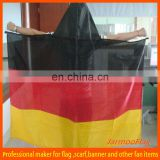 Custom 2014 World Cup football body flag