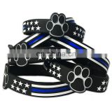Figured American Flag Silicone Bracelets