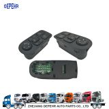 Depehr Heavy Duty European Tractor Body Parts Window Lifter Switch DAF CF85 Truck Power Window Switch 1811131 1736600