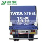 customized truck side curtain sets