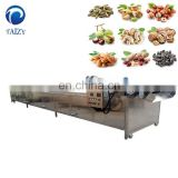 304 Stainless Steel almond blanching machine peanut blanching machine potato blanching machine