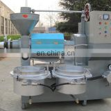 Factory Price Automatic soybean sunflower commercial hydraulic screw oil press machine cottonseed oil expeller mill coconut oil