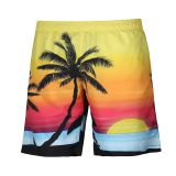 BEACHWEAR    Wholesale Stretch Boardshorts Surf Quick Dry Swimwear Pants Mens Short Beach Pants
