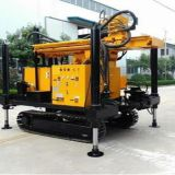 The QY200 crawler type water well drilling rig