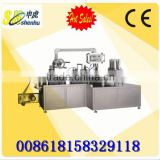 Widely Use NewestMost Popular Automatic Paper Plastic Blister Packaging Machine for battery