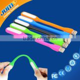 LED light USB Multi color China New Portable Flexible Micro Mini USB LED Light for Power Bank PC Laptop Notebook