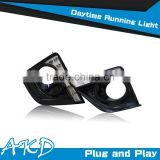 AKD Car Styling Toyota Corolla DRL 2014-2015 Corolla Led DRL Altis LED Daytime Running Light Good Quality LED Fog lamp